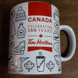 Tom Hortons Canada 150 Mug Beaver 2017